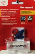 Honeywell Earplugs RWS 53003